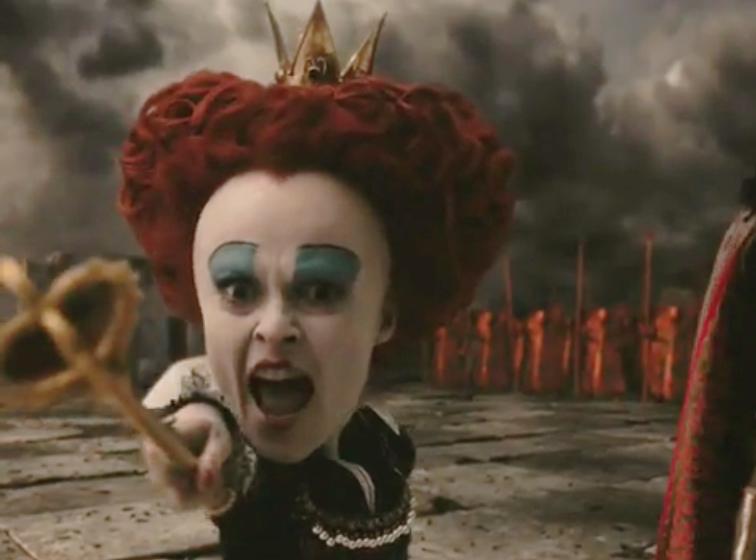 Mroczna Krainy Czarów według Tima Burtona