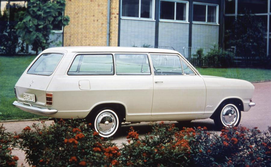 Opel Kadett B Caravan 1965-1973