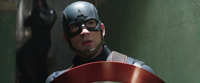 """""""Kapitan Ameryka: Wojna bohaterów"""""""