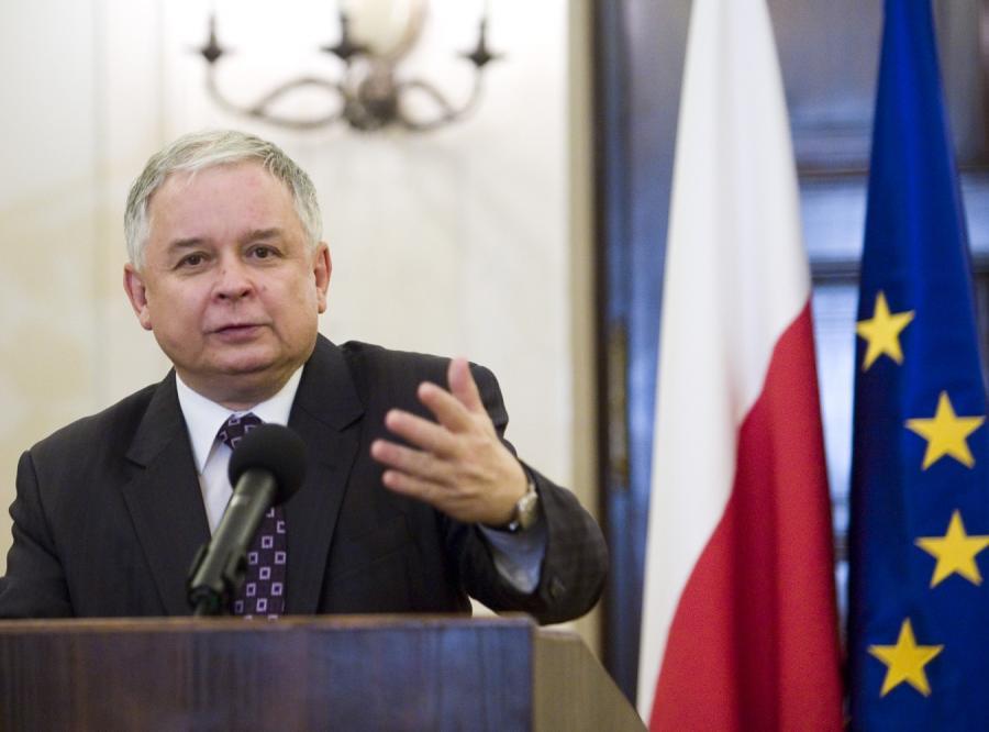 Kolejne weto Lecha Kaczyńskiego