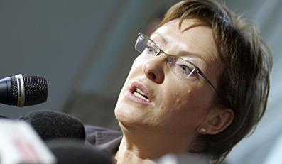 Minister Kopacz wzywa na dywanik