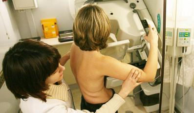 Co czwarty mammograf nie działa