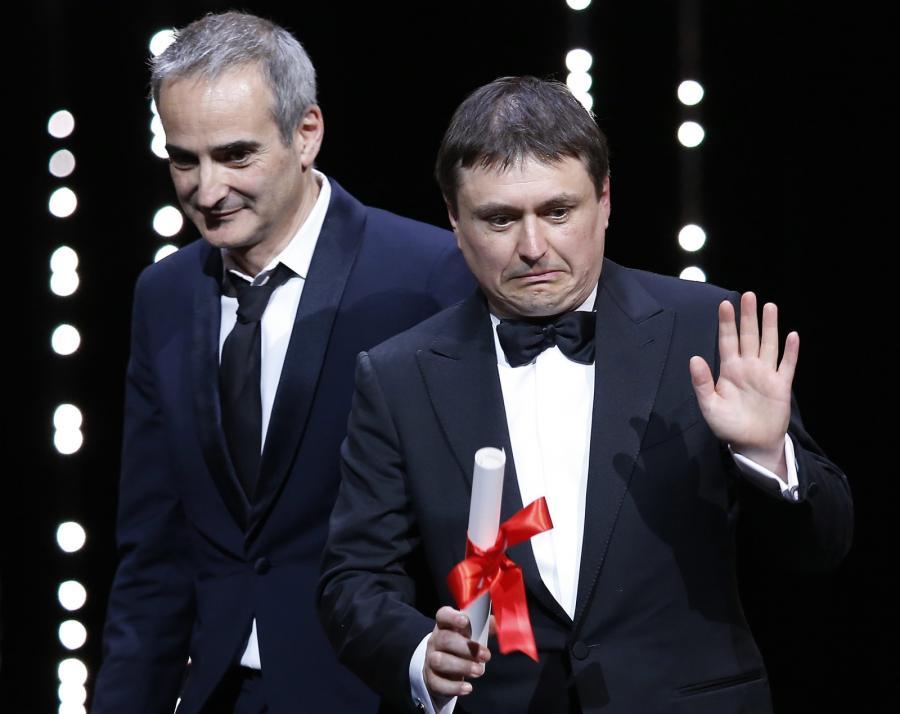 Najlepsi reżyserzy Cristian Mungiu i Olivier Assayas