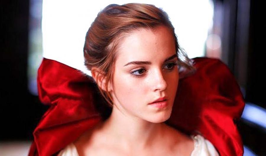 Emma Watson wpada w ramiona Bestii...