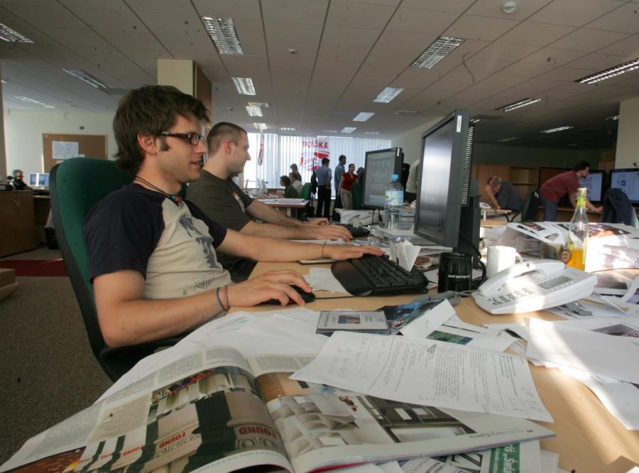 Dziennikarz internetowy może dostać Pulitzera
