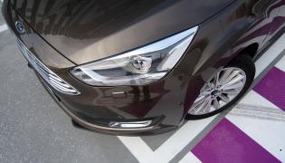 Ford grand c-max także może być napędzany przez silnik 1.0 EcoBoos