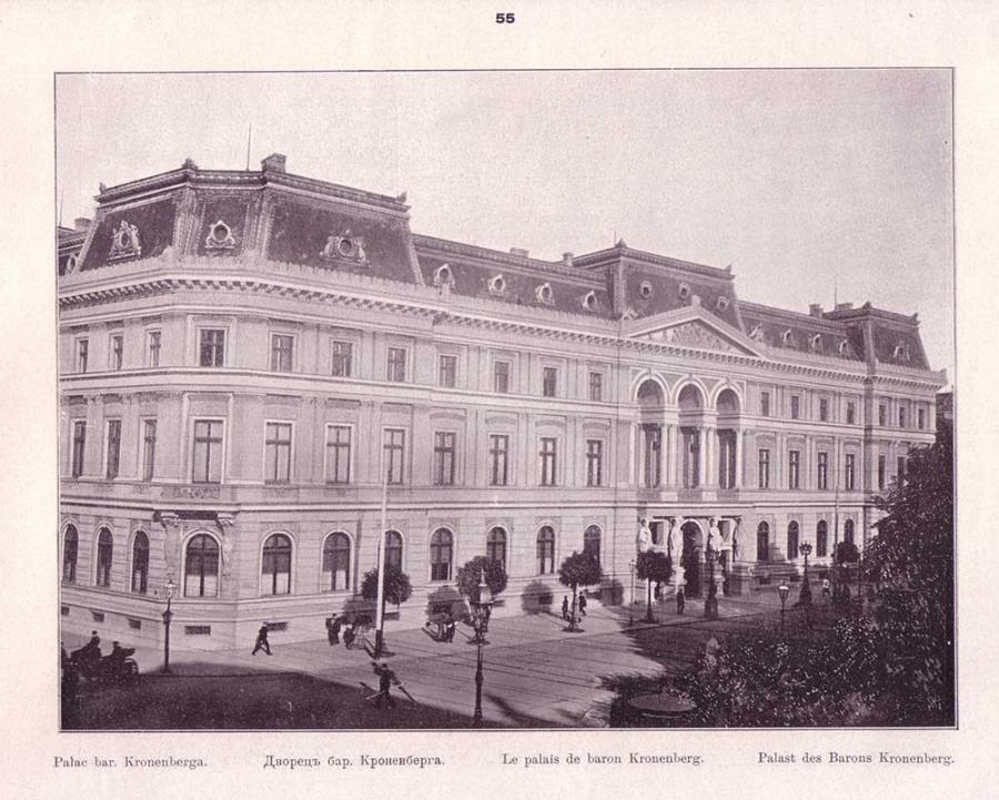 Pałac Kronenberga (z kolekcji Pawła Stali)