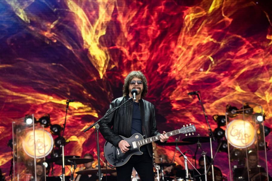 Jeff Lynne's ELO na Glastonbury 2016