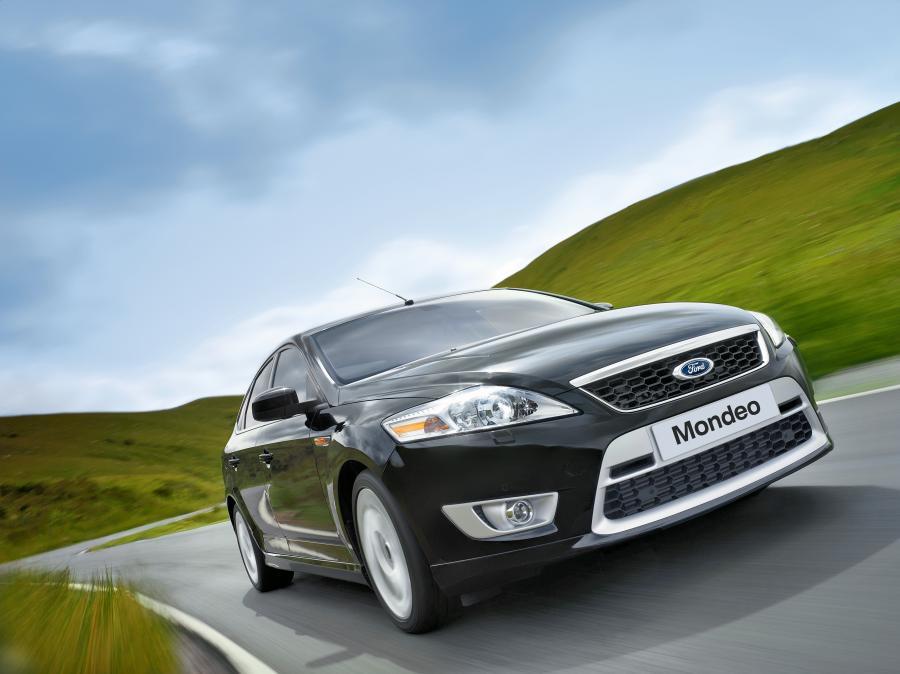 Ford buduje Mondeo z większym wykopem