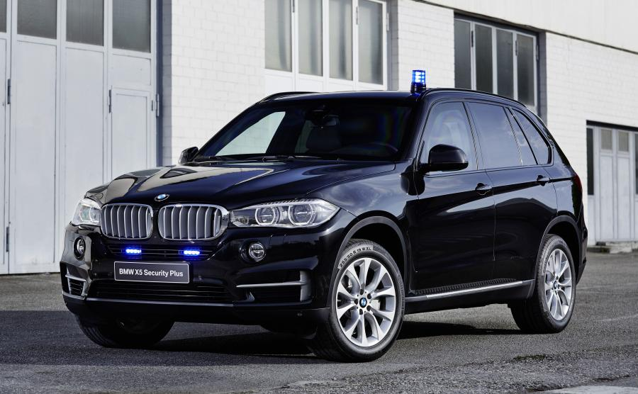 BMW X5 xDrive50i Security Plus