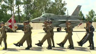 Polskie F-16 wylatują do Kuwejtu