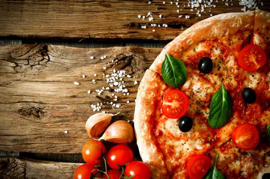 pizza trafila do muzeum
