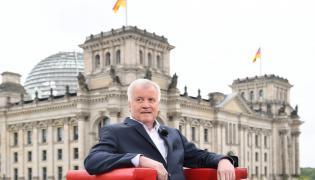 Horst Seehofer, lider CSU