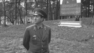 Wojska radzieckie opuszczają Borne w 1991 roku