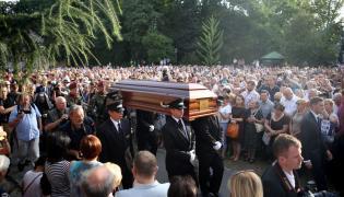 Pogrzeb kardynała Franciszka Macharskiego