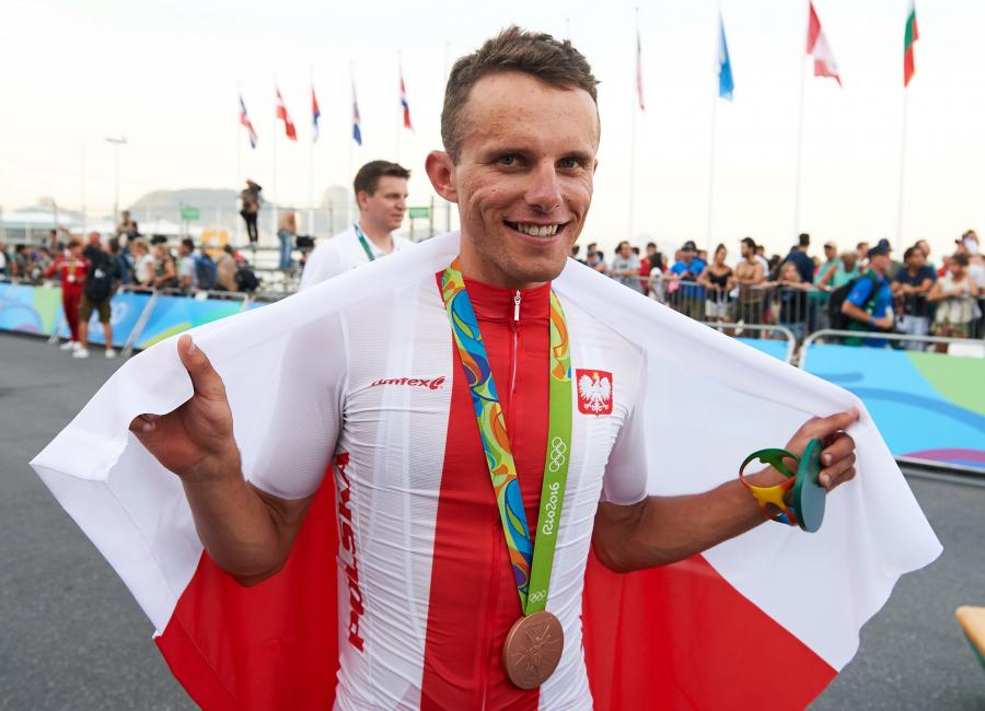 Rafał Majka, mistrz z Zegartowic następcą Szurkowskiego, Mytnika i Szozdy