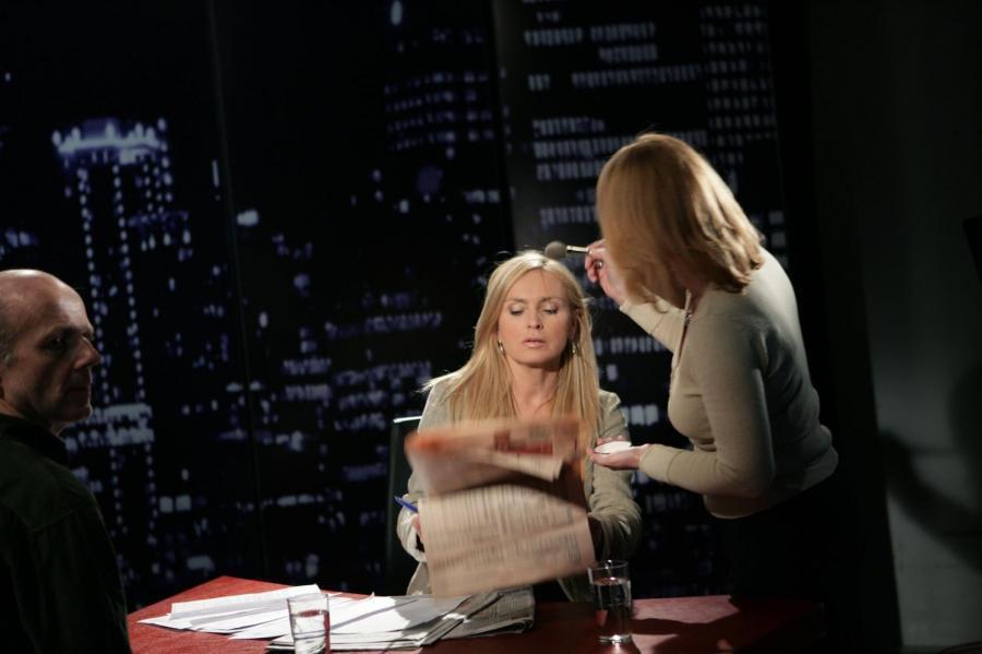 Monika Olejnik w TVN24