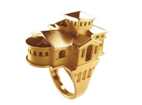 Chcesz mieć dom? Kup pierścionek
