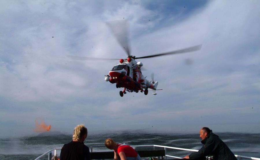 Akcja poszukiwawcza na Bałtyku