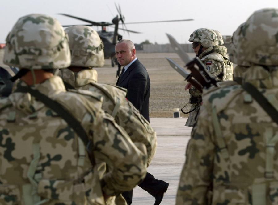 Szczygło: Armia zawodowa w dwa lata? To nierealne
