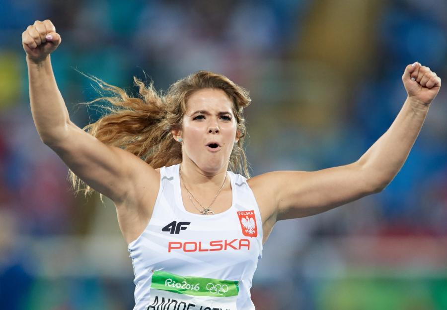 Radość Marii Andrejczyk
