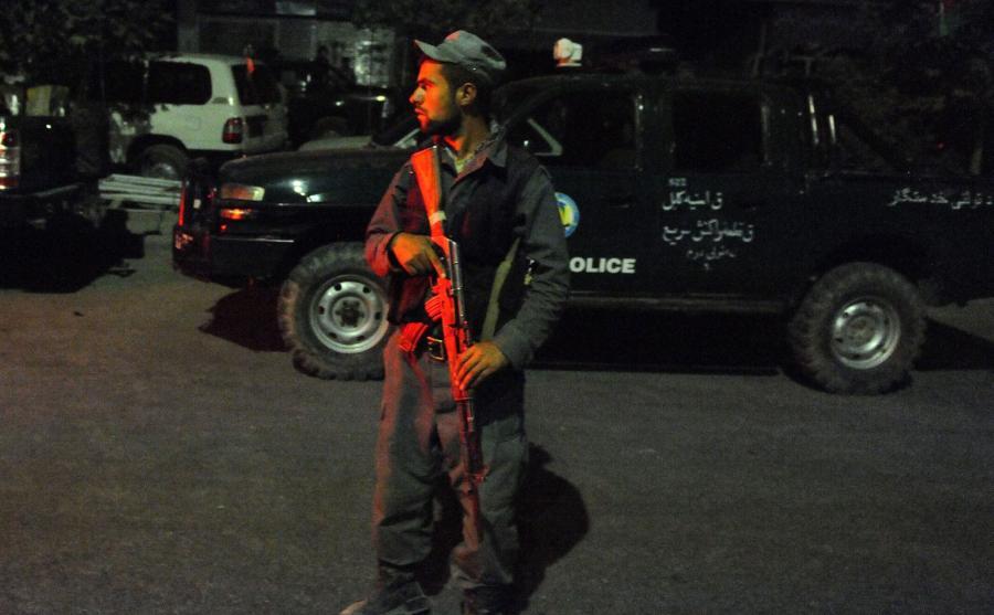 Atak w Afganistanie