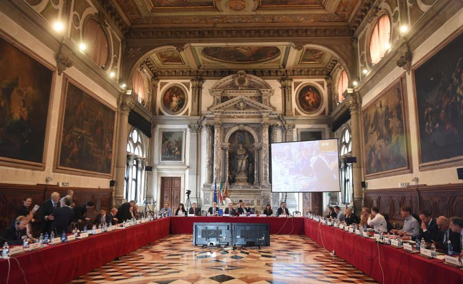 Posiedzenie Komisji Weneckiej