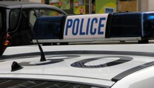 Radiowóz policji w Leeds