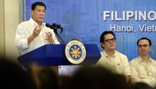 Prezydent Rodrigo Duterte