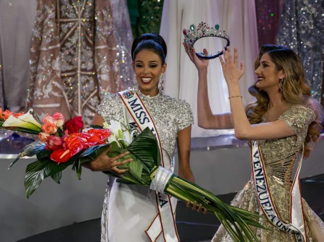 Miss Wenezueli 2016 Keysi Sayago