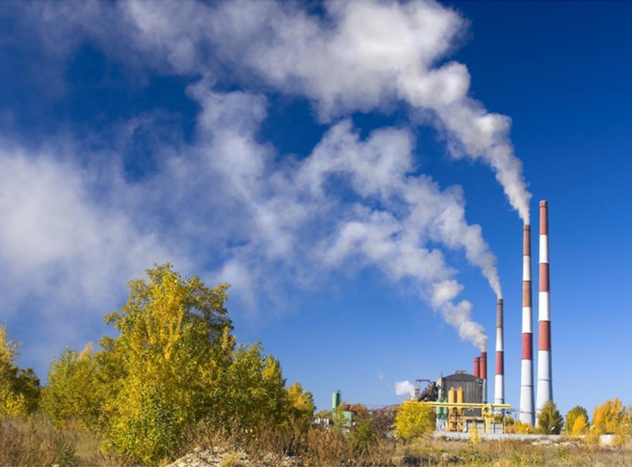 Polska zarobi 25 milionów euro na CO2