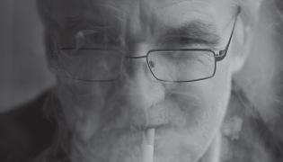 Jerzy Pilch (Fot. fragment okładki książki)