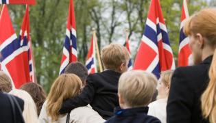 Norwegia dzieci