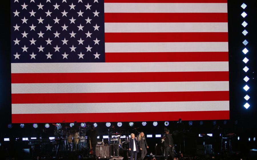 Amerykanie wybiorą swojego 45. prezydenta