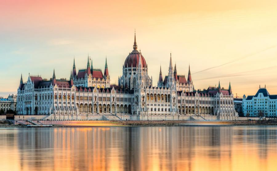 Węgierski Parlament
