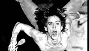 """Kadr z filmu """"Gimme Danger"""", który pokazny bedzie na targach muzycznych Co Jest Grane 24"""
