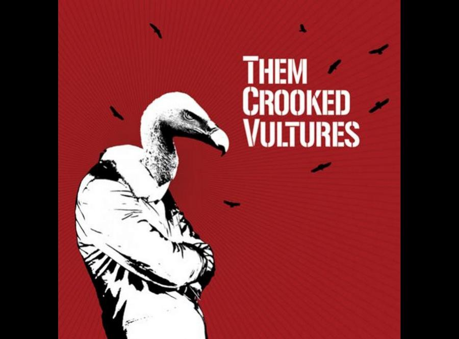 Them Crooked Vultures skazani na sukces