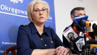 Rzeczniczka Prokuratury Okręgowej w Poznaniu prok. Magdalena Mazur-Prus