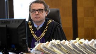 Sąd Okręgowy w Warszawie. Proces Marka Falenty i pozostałych oskarżonych o nielegalne podsłuchy