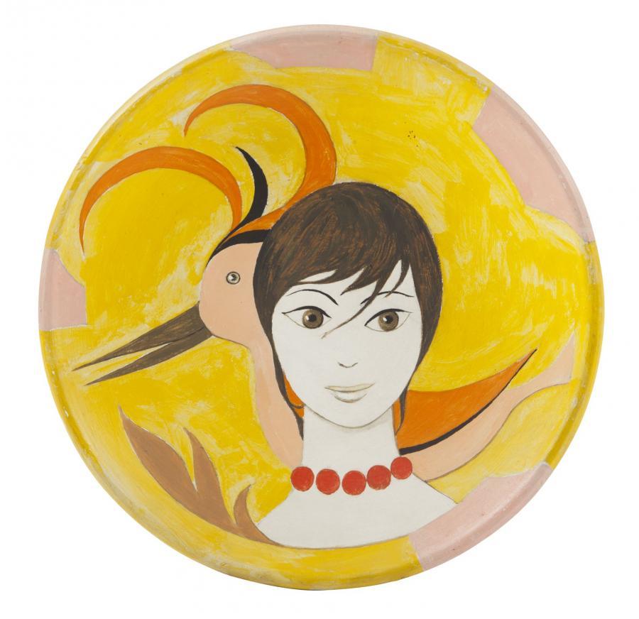 Malarstwo na ceramice: Kazimierz Mikulski
