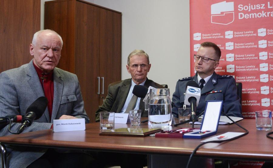 Marek Dukaczewski, Henryk Budzyński, Tomasz Piechowicz