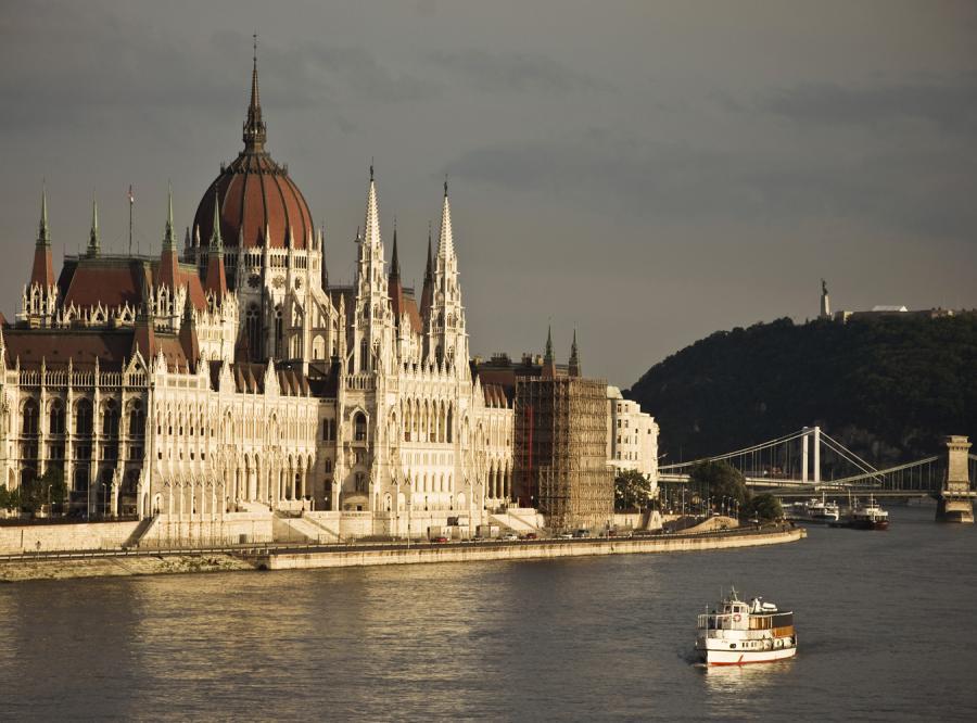 Muzeum terroru w Budapeszcie