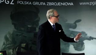 Prezes PGZ Arkadiusz Siwko