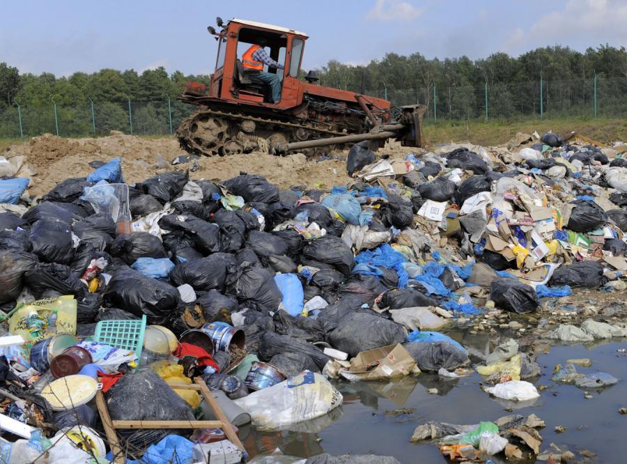 Polska będzie śmietnikiem Europy