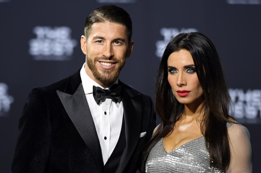 Sergio Ramos i jego dziewczyna, Pilar Rubio