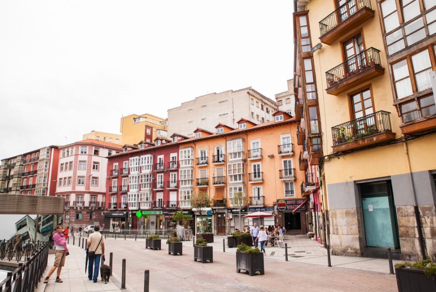 W Santander pełno jest cudownych zakątków