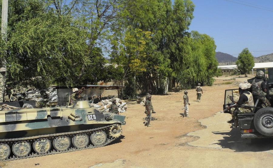 Nigeryjska armia