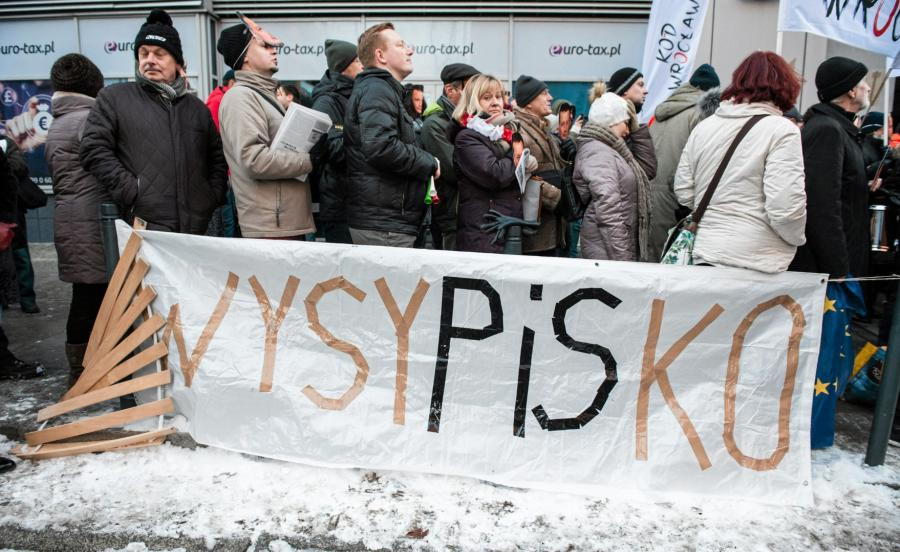 Protest KOD we Wrocławiu2