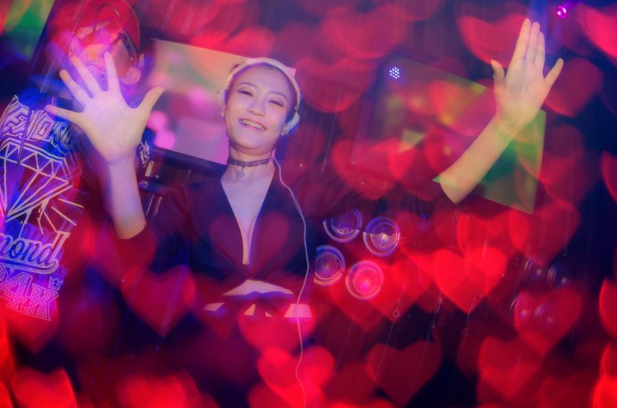 Walentynki w Azji