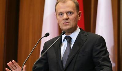 Tusk: Farfał jest zły